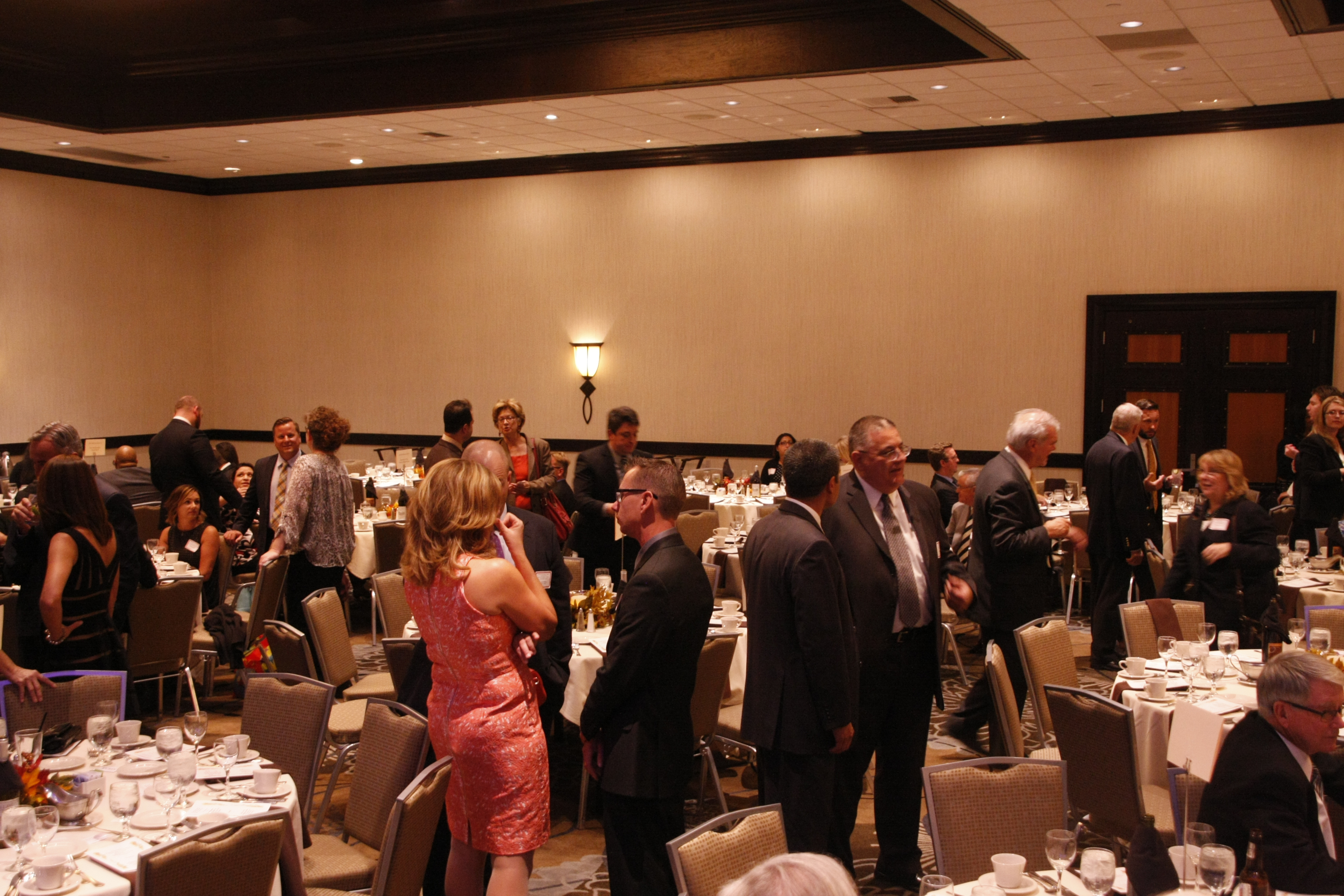 Installation of officers and awards ceremony 2014