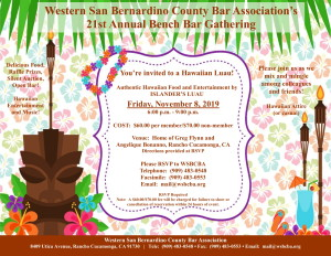WSBCBA 11.8.19 Bench Bar Gathering Invitation-1