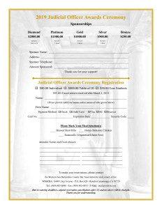 10th Annual Judicial Officer Awards Ceremony Registration-1